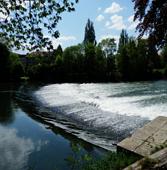 Le Doubs à Besançon par Julien RENARD